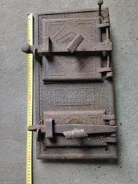 Stare dzwiczki od Pieca Kaflowego.