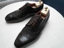 T. Slinger footwear Ltd bespoke brogsy roz. 46 jak John Lobb Church's