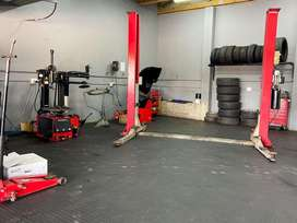 Tyre Fitment Centre