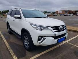 2016 Toyota Fortuner 2.4GD-6 Manual