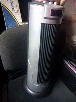Тепловентилятор напольный бышня крутится, высокий 61 см, обогреватель