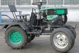 КИТ Комплект переделки мотоблока в трактор