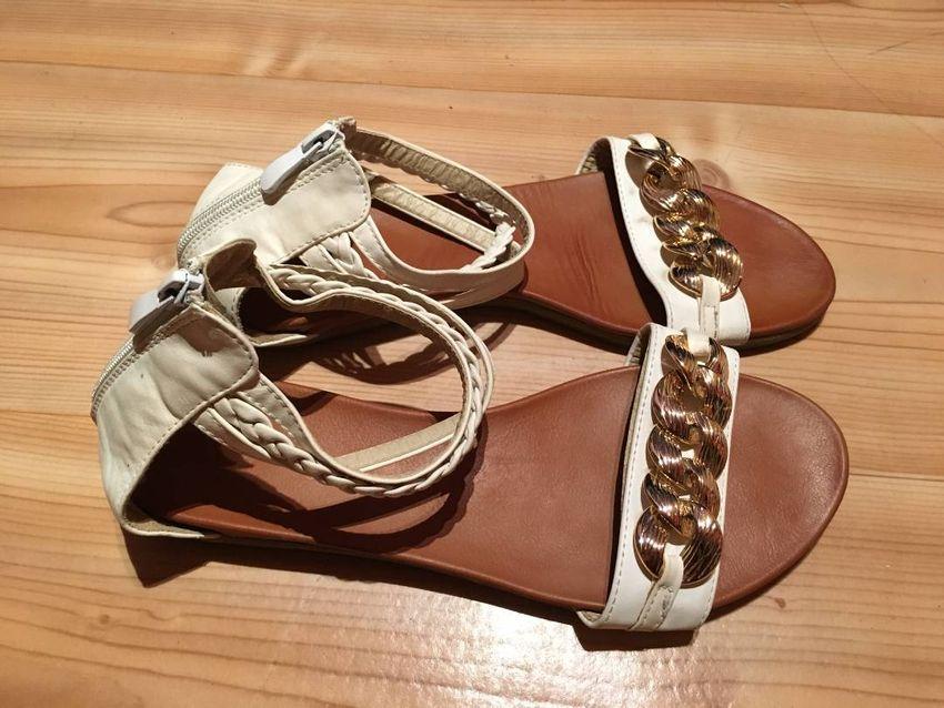 Dámské sandále vel. 40 0