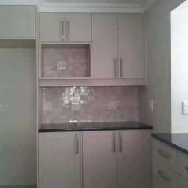 We specialise in build in cupboards and build inWardrobes and Painting