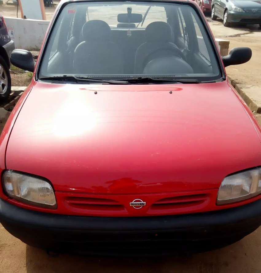Clean Nissan micra for sale. 0