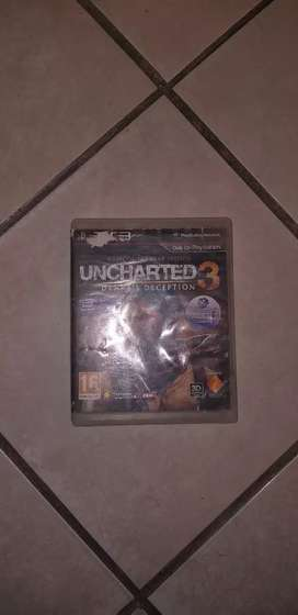 Ps3 game ( uncharted 3)