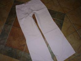 Rozm 38 M spodnie na lato PROSTA NOGAWKA