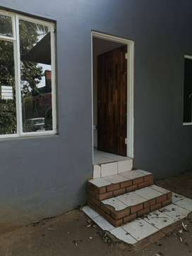 R3500 including l/w House to rent in claridge available immediately.