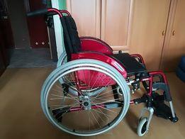Wózek inwalidzki dla aktywnych