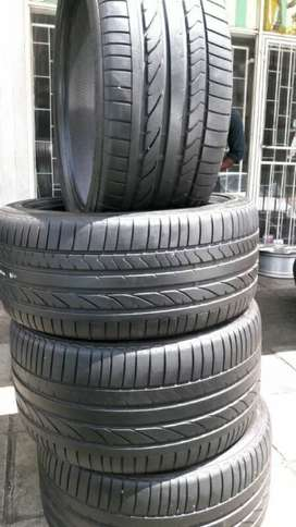X5 and X6 Runflat tyres