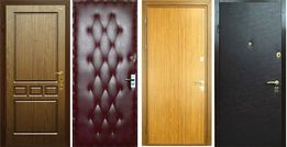 Реставрация, обшивка, обивка, утепление входных дверей.