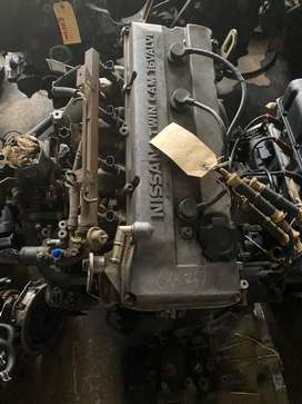 NISSAN ENGINES (PETROL/ DIESEL) FOR SALE ON SPECIAL