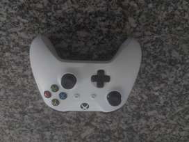 Xbox remote and games.