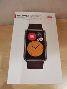 Huawei Watch Fit black for Sale BRAND NEW