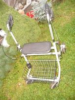 Chodzik-balkonik inwalidzki