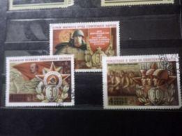 Есть не гашенные почтовые марки СССР агитационные , флора и фауна и др