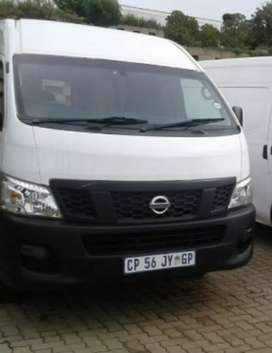 Nissan NV350 at good price