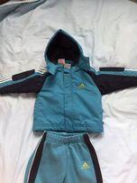 Спортивный костюм с курткой Адидас