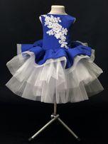 Нарядное платье БЕТТИ, пышные платья, опт, дропшиппинг