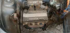 4age turbo engine and gearbox