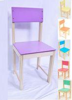 Детский деревянный стул, стульчик дошкольный, на 2-7 лет.