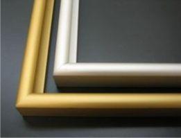 Изготовление рамочек из алюминиевого профиля