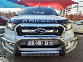 2017 ford ranger 2.2 tdci XlT manual
