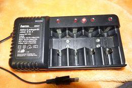 Зарядка Hama для всех видов аккумуляторов