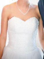 Suknia ślubna - Diamentowa