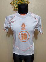 Holland team away футболка сборная Голландии Nike футбольная футболка