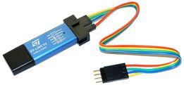 Программатор ST-Link V2 в формфакторе флешки для микроконтроллеров сер