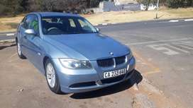 2007 Model BMW 3 Series 320i Automatic