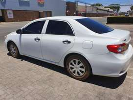 Toyota Corolla 1.4 2012 Model. Immaculate condition. 167000km
