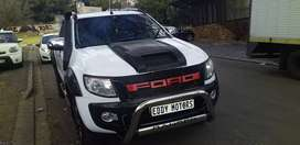 Ford Ranger 3.2 Automatic 4x4 Double cab