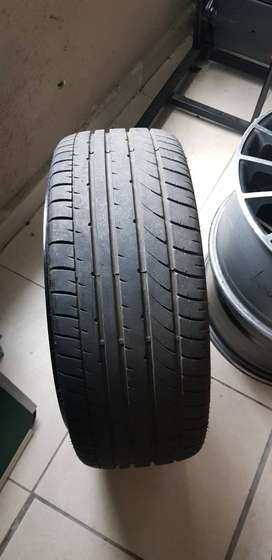 Set mags for benz and tyres 4