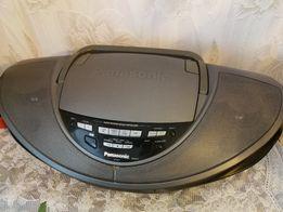 Срочно.Продам. стереосистему-магнитофон Panasonic RX-ED707 с пультом.