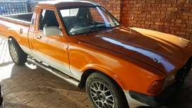 Selling Ford Cortina bakkie ,automatic, v8 Lexus motor
