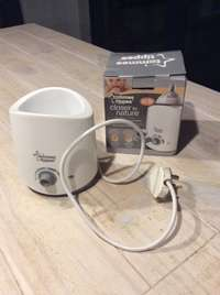 Image of tommee tippee electric bottle/food warmer