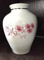 Porcelanowy wazon kwiaty stara porcelana Chodzież