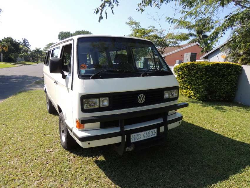 Vw caravelle syncro 0