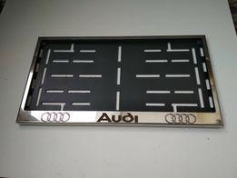 Рамка под Американский авто номер: Audi, Infiniti, Toyota, Nissan и др