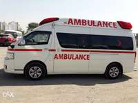 Ambulance Hiace 9L Fully packaged KCP 0