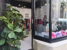 Trendy Boutique for sale in busy street