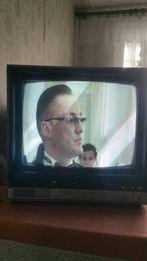 Раритетный телевизор из 80-х JVC