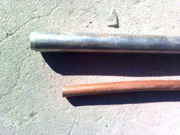 Труба нержавейка б/у диаметром 20/29 /57 /83 мм медь 12 мм