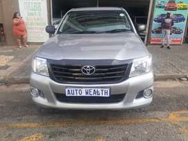 Toyota Hilux single cab 2.0vvti