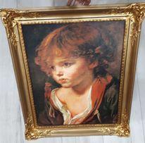 Obraz w drewnianej ramie 50x60