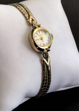 VINTAGE LONGINES MANUAL WINDING LADIES WATCH CAL. 13.15 V, 1957 WORKIN