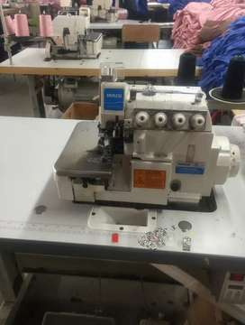 Industrial Sewing Machines and Fabrics