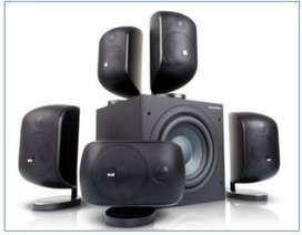 B&W Bowers & Wilkins Mini Theater System